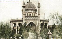 حمله روس ها به مرکز بهائیان در عشق آباد
