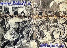 ترور شاه قاجار توسط بابیان!
